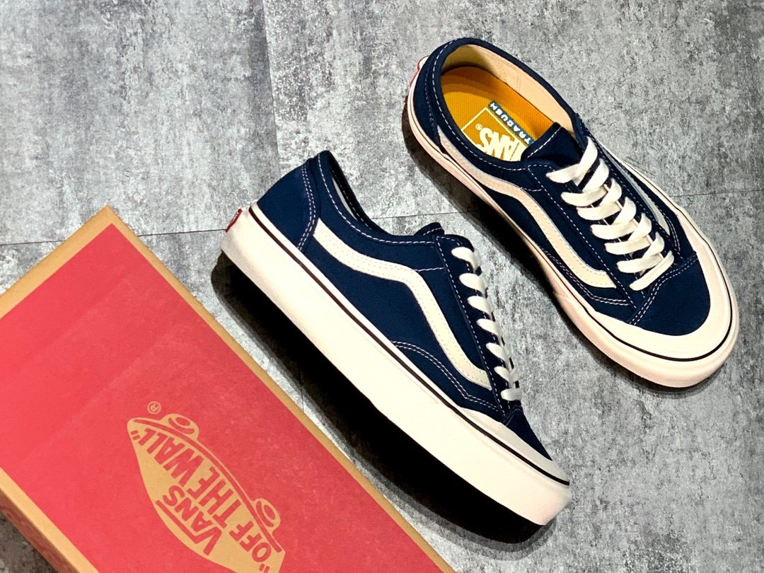 Vans Style 36 Cecon SF 权志龙小头杀人